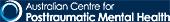 Australian Centre for Posttraumatic Mental Health